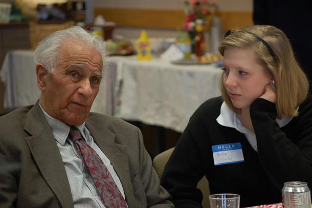 Holocaust program's future relies on creativity