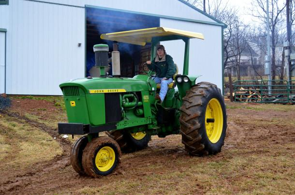 Students discover value of working on farms
