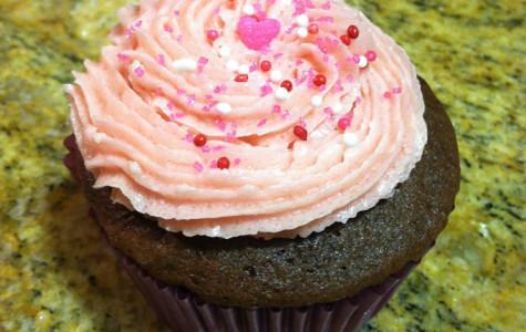 Cupcakes with Cassidy: Chocolate-Covered Strawberry