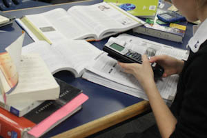 Overachievers struggle in search of perfection