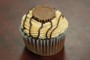 Cupcakes with Cassidy: Peanut Butter