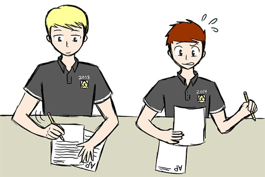 Juniors unfairly struggle due to testing
