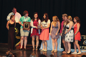 Spring sports banquet recognizes individual and team success