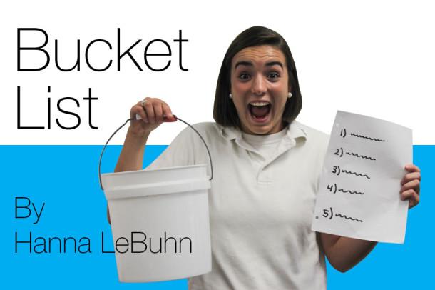 Bucket List: Lifestyles Editor chops off all her hair