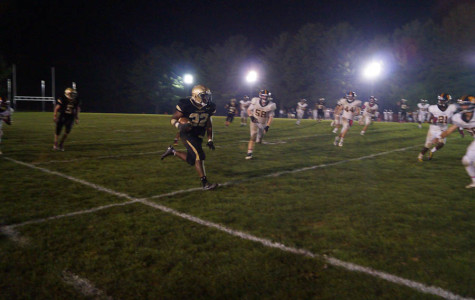 Sports Update: Seniors play under the lights
