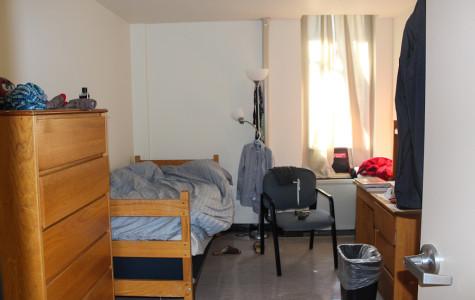What's behind the dorm's doors?