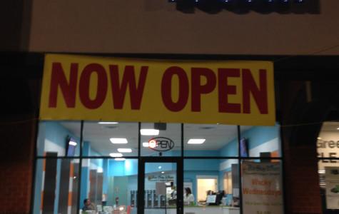 New yogurt shop sweetly serves students
