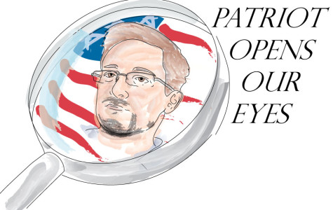 Pro V. Con: Snowden acted for liberty