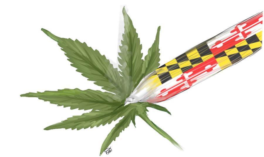 Marijuana legalization proposed in Maryland