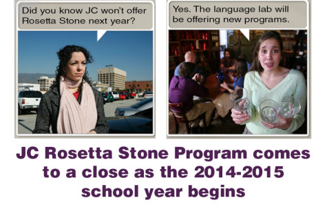Rosetta Stone program comes to a close