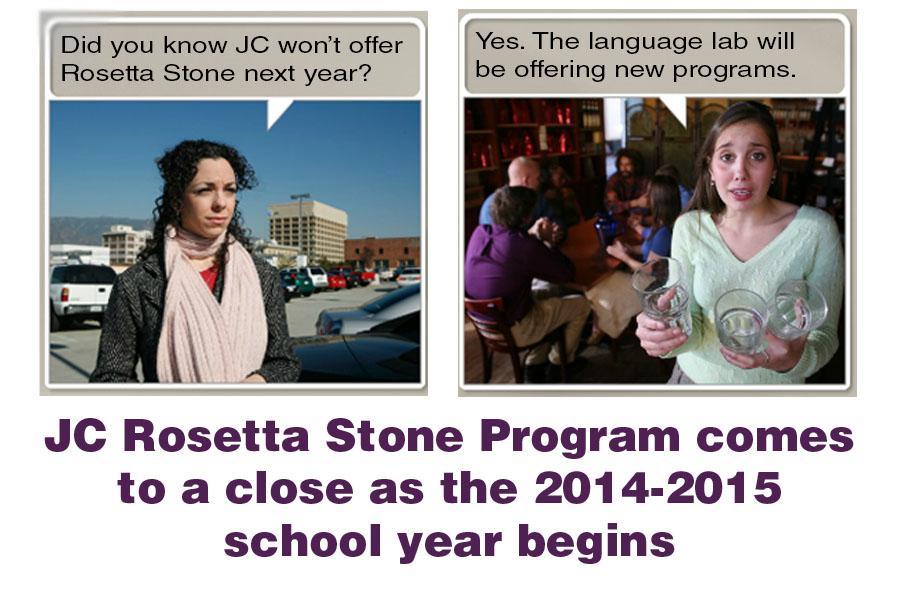 Rosetta Stone program comes to a close