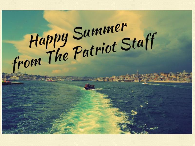 Patriot 2014 summer post