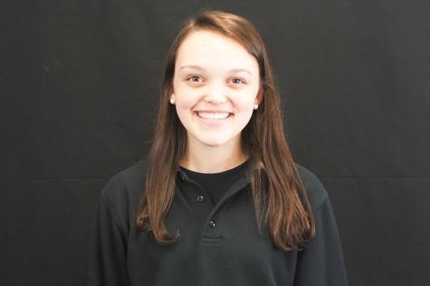 Nicole Arrison, Video Editor 2014-15