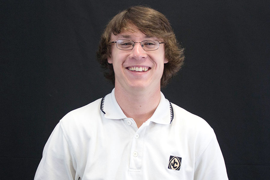 Eric Johnson, Sports Editor, 2014-2015