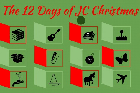The 12 days of JC Christmas