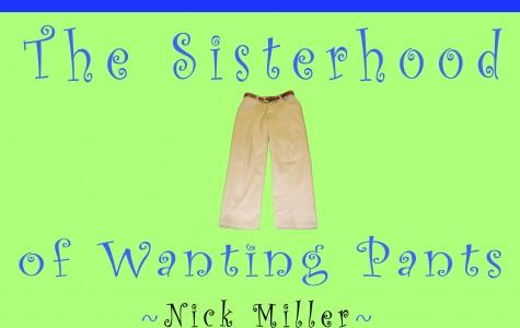 Sisterhood wants pants