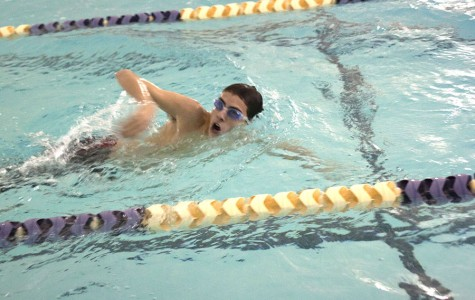 Swim team skyrockets with addition of new athletes