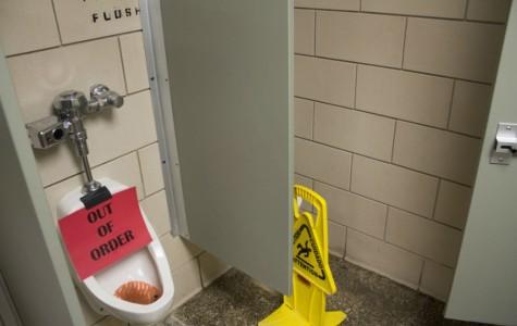 Bathroom problems continue to plague JC