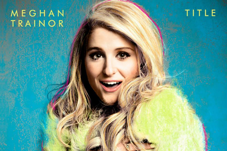 Above is the cover art for Meghan Trainor's album