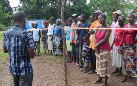 Alumnus helps fight Ebola in Sierra Leone
