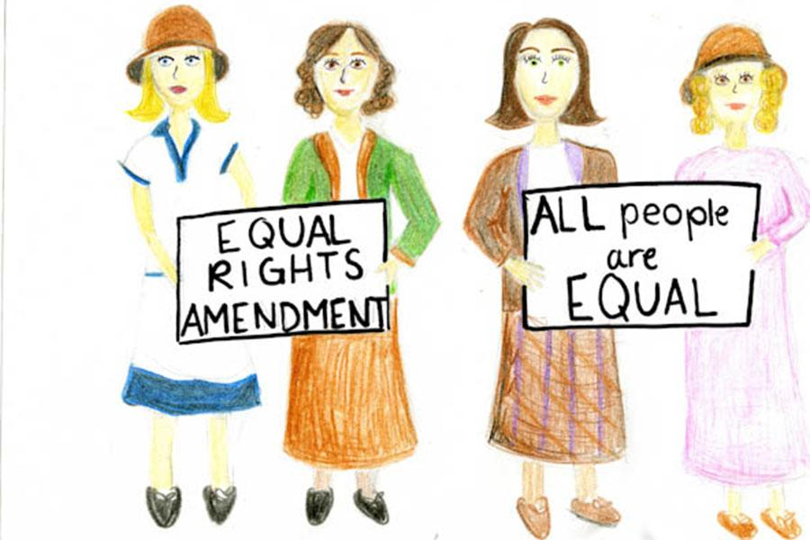 The resurgence of women fighting for these rights is reminiscent of the suffrage fighters from the 1920s. This fight for equality began almost 100 years ago and continues to this day.