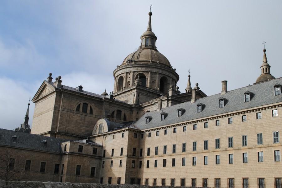 Gallery: Escorial, Valley of the Fallen, Segovia