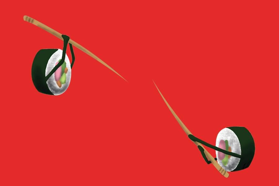 In-Depth Editor Sydney Kirwan and A&E Editor Kristen Isoldi debate which Asian restaurant is better: Chopstix or Fuji Sushi. Kirwan takes the side of Fuji Sushi, and Isoldi backs Chopstix.