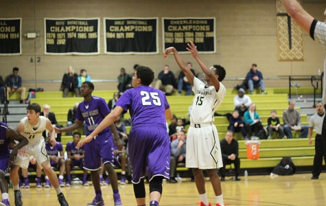 Gallery: Men's basketball game vs. Mount St. Joseph, Feb. 2
