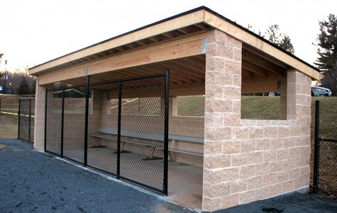 Dugouts finalized for start of spring season