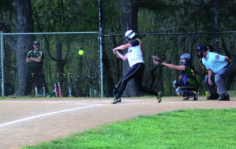 Women's softball knocks bad odds out of the park