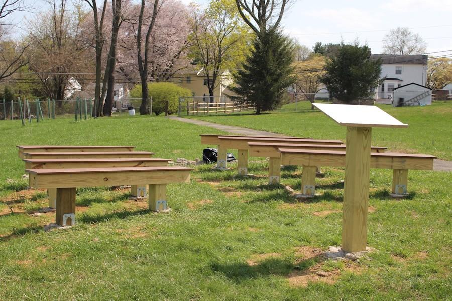 Outdoor Classroom Design Plans ~ The patriot jc a z knots galore to outdoor classrooms