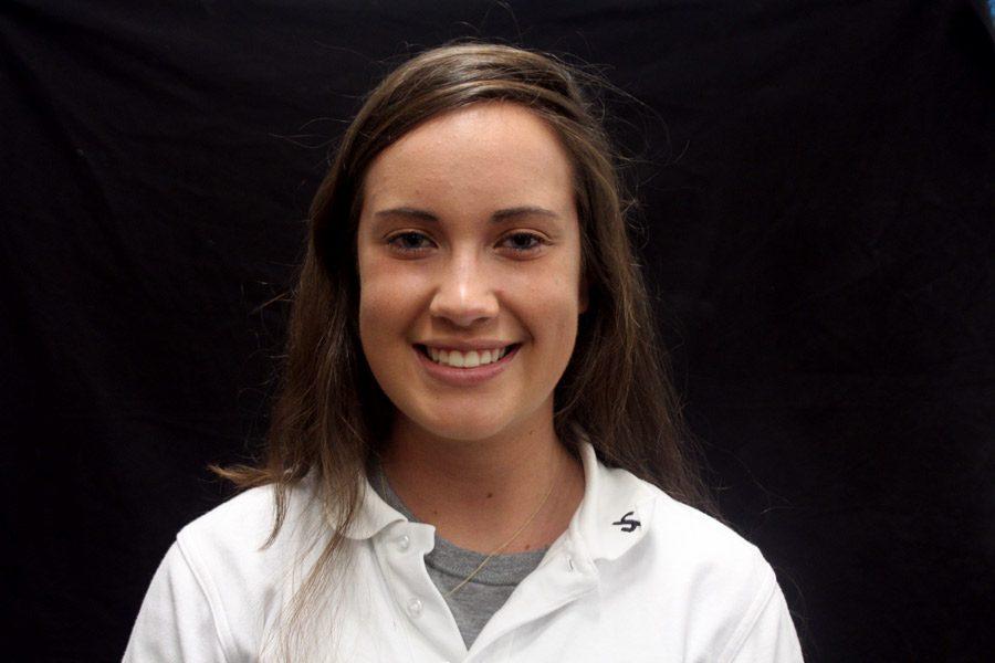 Elizabeth Harmison, Media Editor 2015-16