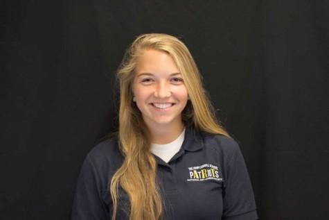 Katie Sullivan, In-Focus Editor 2015-16