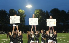 Competitive cheer banned week before performance
