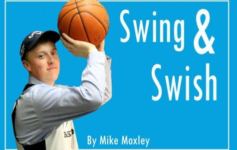 "Swing and Swish: Let the ""madness"" begin"