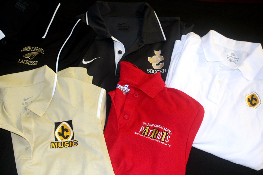 If the polo revision was enacted only one of these uniform polos would be deemed acceptable. The administration decided to delay actions regarding the polo policy due to student uproar.