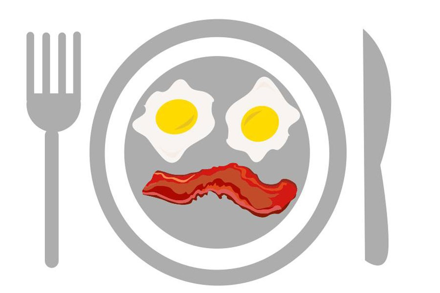 Bacon increases risk of cancer