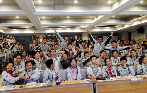 JC plans satellite school in China