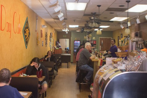 The Sunny Day Cafe is located on Main Street in Bel Air, and is open every day from 7 a.m. to 3 p.m., except Mondays. The Sunny Day Cafe has an inviting atmosphere to every customer.