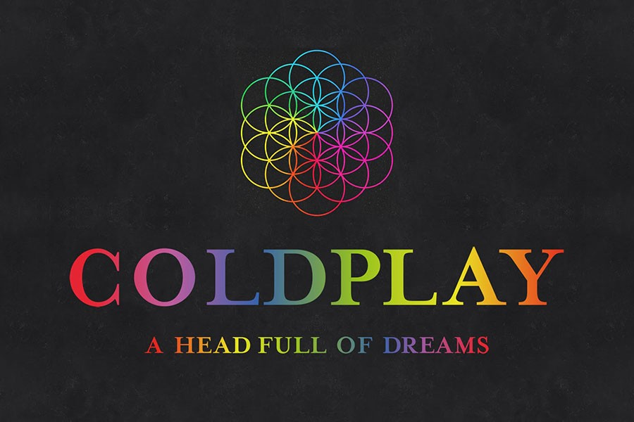 Above+is+the+cover+art+for+Coldplay%27s+album+%22Head+Full+of+Dreams.%22+It+was+released+Dec.+4.