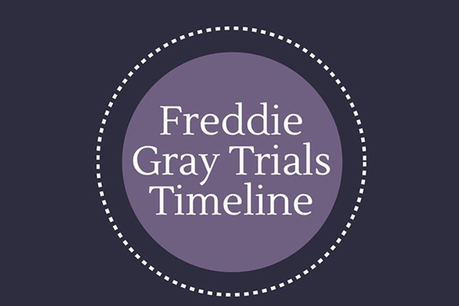 Freddie Gray Trials Continue