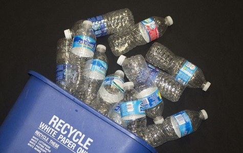 In order to promote a more environmentally friendly school,  students have come up with an idea to save the reduction of water bottles being thrown away or not being recycled.