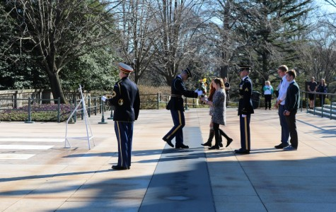 Week in Pictures: Arlington, Senior Retreat, Holocaust Remembrance Day