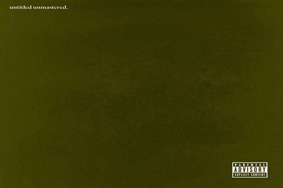 Untitled Unmastered was released on March 4, 2016. The albums release was a surprise to the world.