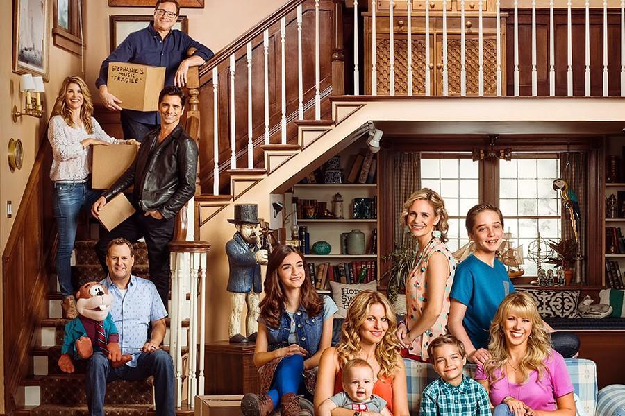 Fuller house released on Netflix February 26.