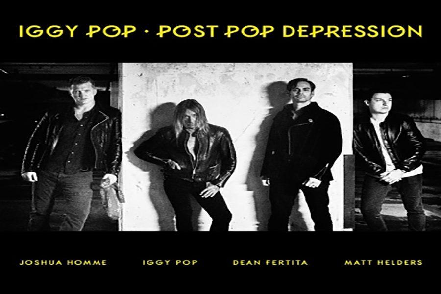 Iggy Pop's new album,