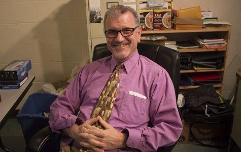 Fine Arts Department Chair Bob Schick