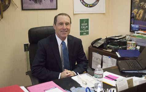 Vice Principal of Academics Gary Scholl