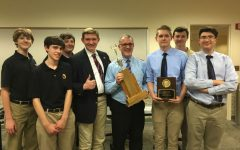 Academic Team wins champsionship