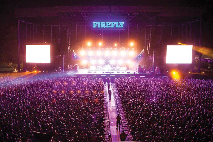 Firefly is taking place June 16-19 at The Woodlands in Dover, DE.